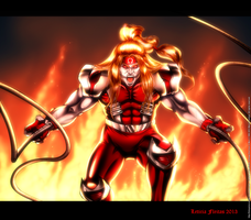 WT5NJqo Omega Red by Leto4rt