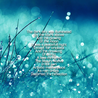 The dark sky was illuminated by Words-from-my-Soul