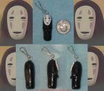 No Face -Keychain- by 13anana