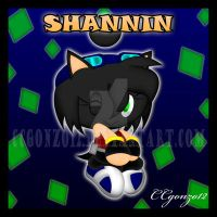 AT: Shannin Chao by CCgonzo12