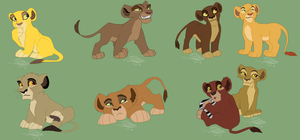 EtPR Cubs by KoLioness