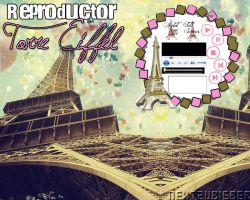 Reproductor de musica ejecutable: Torre Eiffel by Cursorsandmore