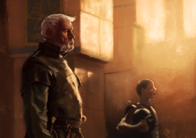 Game of thrones light study by ThijsRozema