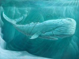 Moby Dick by TolyanMy