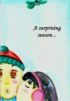 xmas card4- Surprise... by Tariray