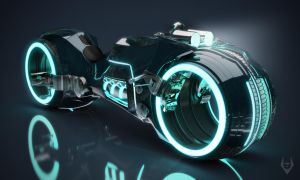 Tron Light Cycle Reboot by Arte-Animada