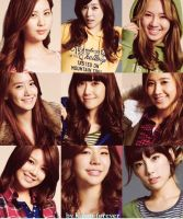 girls'generation by k-pop-forever
