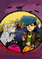 happy Halloween by KBRRS