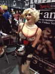 Comic Con 2014-Harly-Pire by badger4r