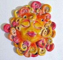 Sun sculpture by TheNecco