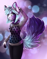 Gravity by PeachyKat
