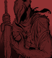 Bloodborne Artorias by harrison2142