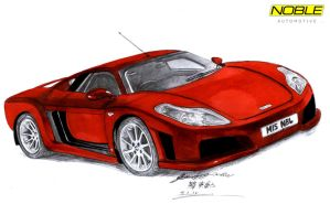 Noble M15 GTO Exotic Supercar by toyonda