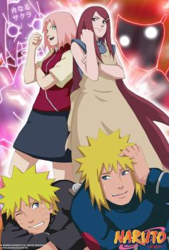 Naruto_Poster_01 by LadyGT