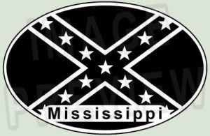 Confederate Mississippi by hassified