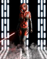 Darth Talon by MTDewer