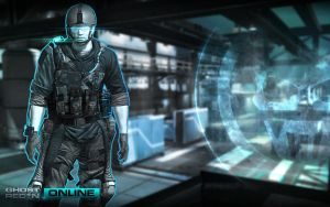 New Wallpapers of Ghost Recon ONLINE by neonkiler99