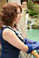 Spherical Thoughts - Songstress Yuna by SamanthaLynnCosplay