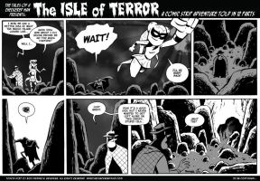The Isle of Terror pt.4 by thecheckeredman