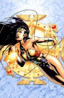 Wonder Woman Cvr162 by MooseBaumann