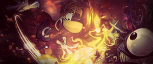 Rayman :D by TubZGN