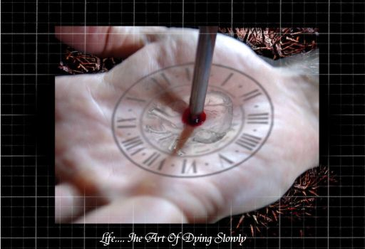 Life...The Art Of Dying Slowly by The-Demon