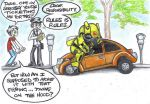 parked by prisonsuit-rabbitman