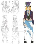 Hatter turnaround by odingraphics