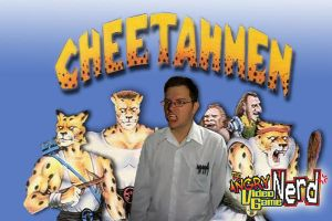 AVGN Cheetahmen Title Redux by x-Destinys-Force-x