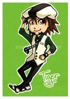 Tiger Tiger by CheleKat
