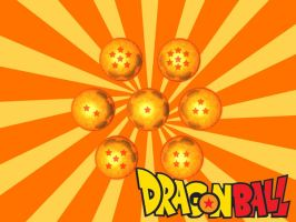 Dragon Ball Wallpaper by gangsterg