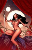 DEJAH THORIS 9 by PaulRenaud