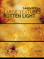Rotten Light -3 Large Textures by aaskie
