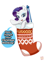 Don't forget your Christmas stocking! by norang94