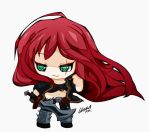 ChibiLeague - Katarina by HelloATK