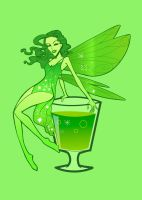 Absinthe Green fairy by marcocano