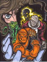 Doom Patrol by Burke73