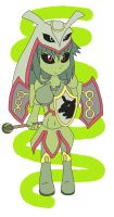 RAY DRAGO CHIBI COLOR  by almasenju by DEVIOUS-DISCORD-RP