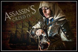 AC IV - Edward Kenways your man! by Creed-Cosplay