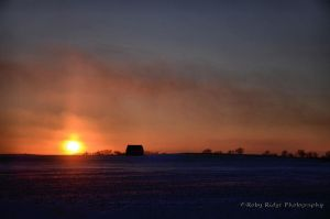 Winter Storm - The next day ending by RobyRidge