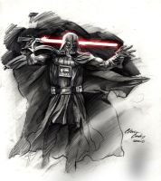 Inner G-  Lord Vader by ChaseConley