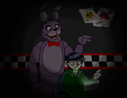 Where is That Stupid Bunny?!?! by Muted-Song
