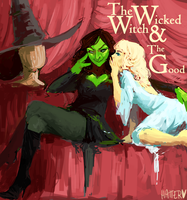 OZ wicked thought by Hatterina