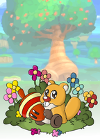Nuts for Nutshack Tree by NanaRamos