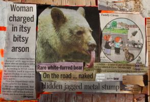 Naked Things In The News by KeswickPinhead