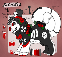 +Zacharie by DogsTeeth