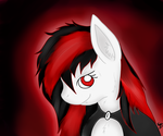 Shadow Vampire The Vampony x3 by CKittyKat98