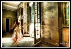Dance into the light by photoman356