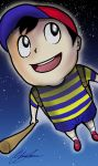 Starry Night Ness by Ranbooby