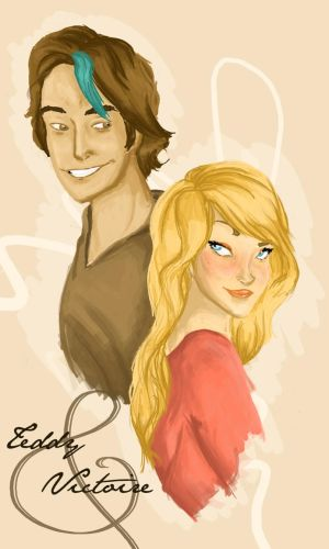 Teddy_and_Victoire_by_MioneBookworm